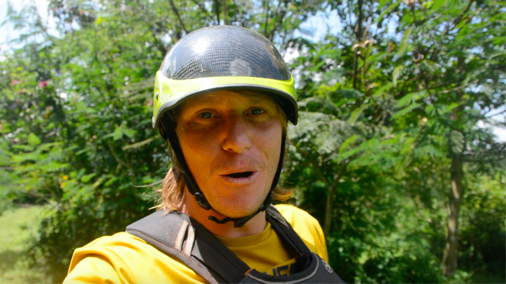 our rafting guide Mike